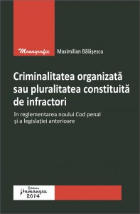 Criminalitatea organizata_Balasescu