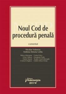 Noul cod de procedura penala-comentat - Volonciu