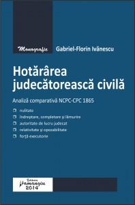 Hotararea jud. civila_Ivanescu