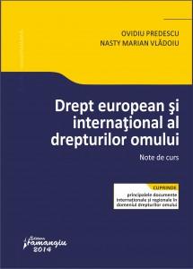 Drept european si internat al dr omului_Predescu, Vladoiu