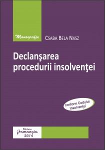 declansarea procedurii insolventei_Nasz