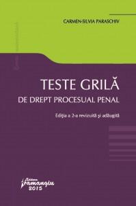 Teste grila de drept procesual penal_Paraschiv