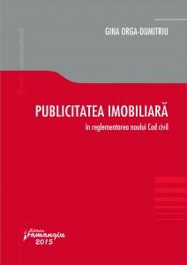 Publicitatea imobiliara in reglementarea noului Cod civil_Dumitriu