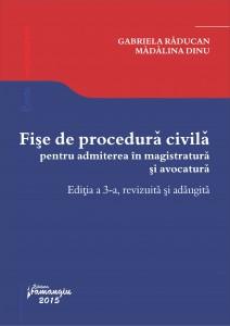 fise de procedura civila - ed 3- raducan