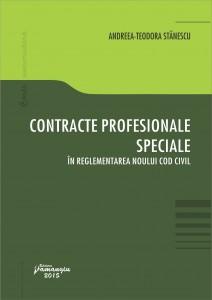 Contracte profesionale - stanescu