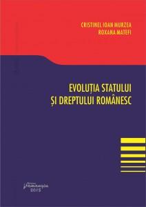 Evolutia statului si dreptului romanesc_Murzea