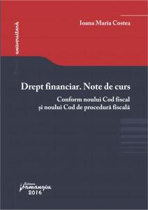 Dr. financiar. Note de curs_Costea ed. 1